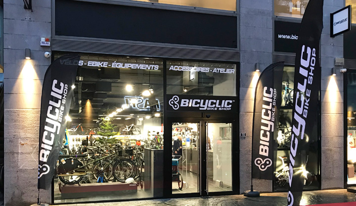 magasin bicyclic liege