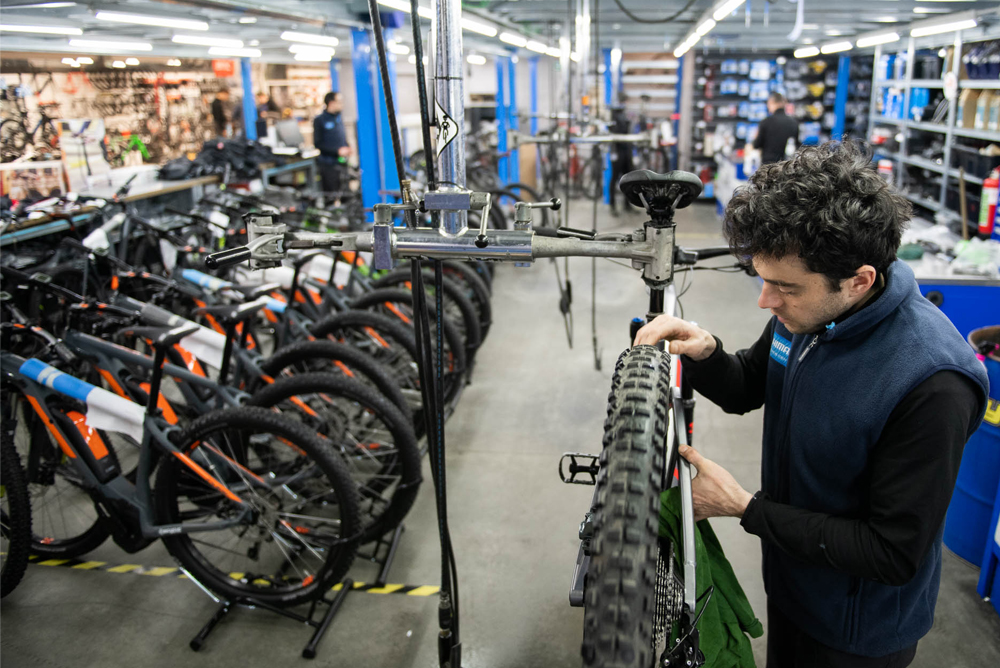 magasin bicyclic